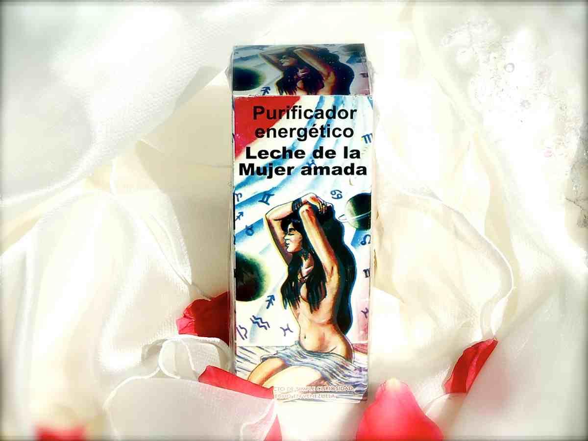 leche de la mujer amada: