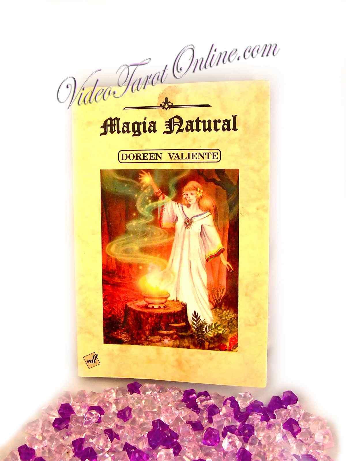 Libro de Magia Natural : Video Tarot Online