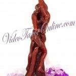 velon-figura-pareja-unida-hombre-mujer-videotarotonline